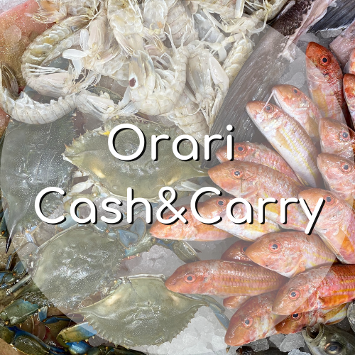 Orari Cash e Carry